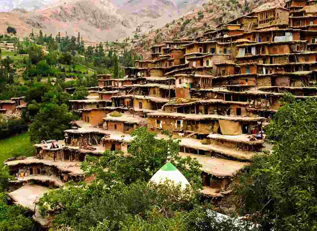 Село Сар Ака Сейед