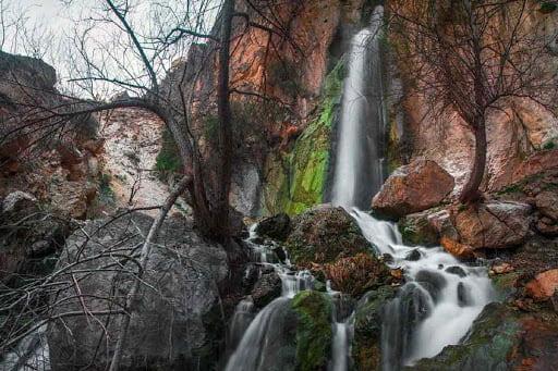 Cascata di Shahandasht