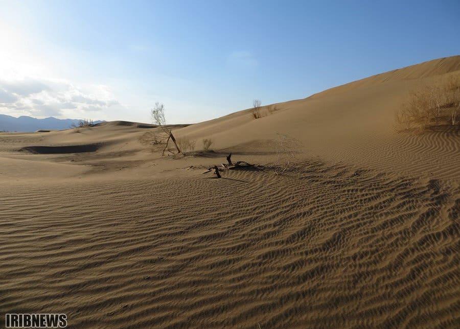 Deserto di Hemmat Abad