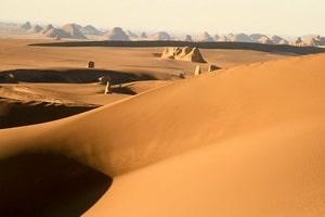 Hemmat Abad Wüste