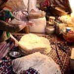 La Cultura della Preparazione e condivisione del  pane Lavash, Katyrma, Jupka e Yufka