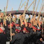 طقوس كاليشوان لمشهد أردهال في كاشان