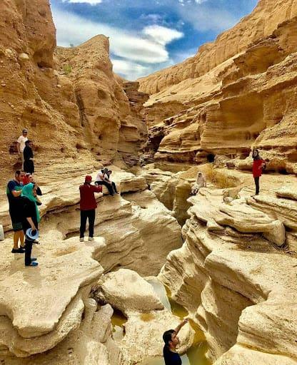 canyon di Kal Jenni