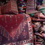 Fars 지방의 카펫 직조 기술