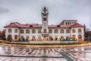 Trg opštine Rasht