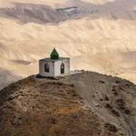 Cimitero e zona turistica del Profeta Khaled