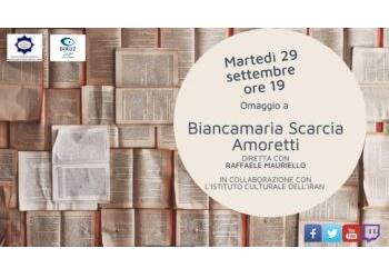 Biancamaria Scarcia Amoretti'ye saygı
