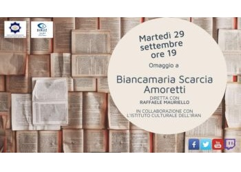 Počast Biancamaria Scarcia Amoretti