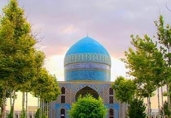 Mausoleo di Khaje Rabi