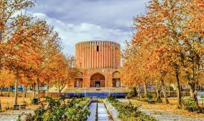 Дворецът на слънцето KAKH-E KALAT