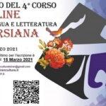 Il quarto Corso online di lingua e letteratura Persiana
