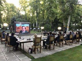 文化観光に関するイタリアとイランの協力が再開